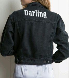 BRANDY💗MELVILLE AMARA DARLING JACKET♥♡♥S♡♥
